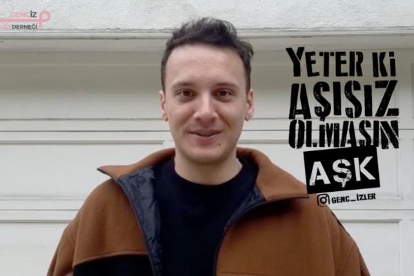 """Edis, Furkan Palalı, Aslı Bekiroğlu; """"Yeter ki aşısız olmasın aşk!"""" diyor!"""