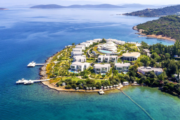 NIKKI BEACH RESORT & SPA BODRUM'A,  INTERNATIONAL HOTEL AWARDS'DAN 4 ÖDÜL BİRDEN
