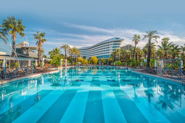 Concorde De Luxe Resort Hotel TUI En İyi Oteller Listesinde