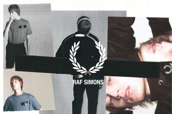 Fred Perry x Raf Sımons – 2018 İlkbahar/Yaz Koleksiyonu