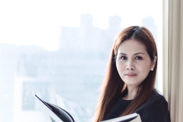 Oleg Cassini Kreatif Direktörü Viola Chan