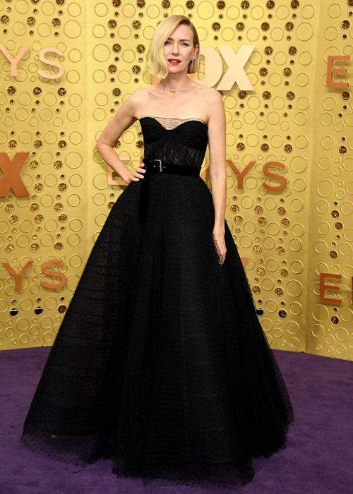 NAOMI WATTS Elbise: Dior Haute Couture