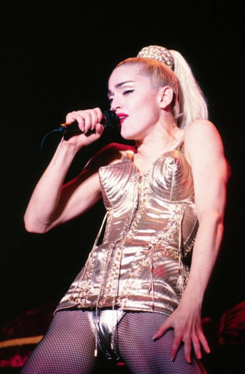 1990 BLONDE AMBITION TOUR