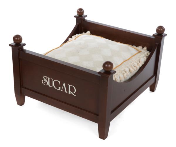 Elizabeth Taylor'ın köpeğinin yatağı. (1200 dolar)