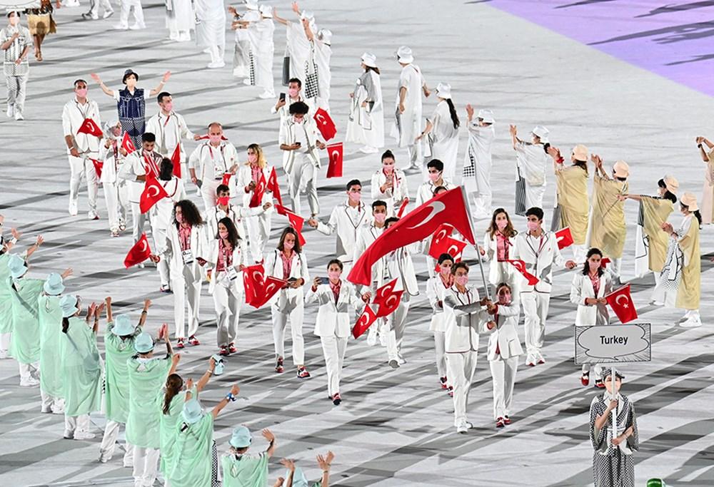 Tokyo Olimpiyatları'nda Başarılarıyla Gururlandıran Türk Kadın Sporcularımız
