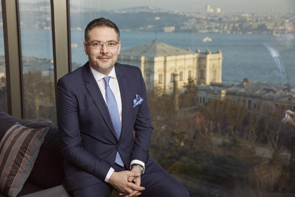 Swissôtel The Bosphorus, İstanbul'un Genel Müdürü ve Accor Türkiye Lüks Markalar Bölge Başkan Yardımcısı Uğur Talayhan