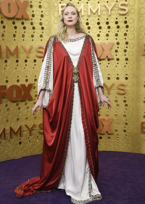 GWENDOLINE CHRISTIE Elbise: Gucci
